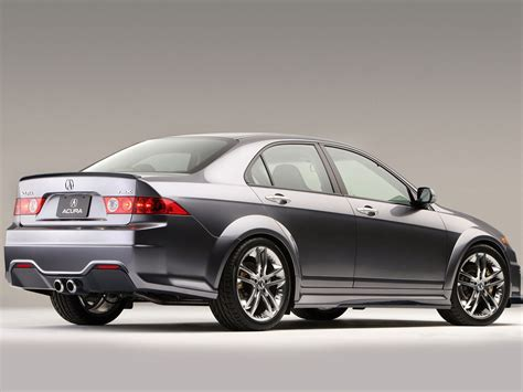 acura tsx 2005 acura tsx a spec concept car insurance