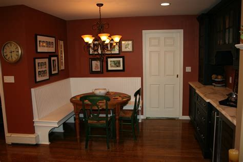 Dining Set: Dining Banquette Seating For Minimizes Of