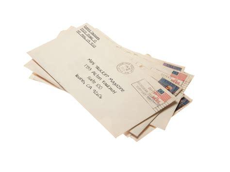 Cover Letter Envelope letter envelope