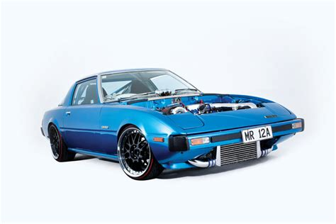 Mazda Rx Series by Loyalty 1980 Mazda Rx 7 Series 1 The Motorhood