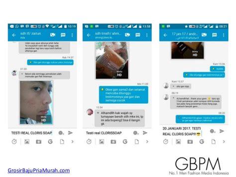 Sabun Cloris cara mengatasi masalah kulit muka pria dengan sabun cloris