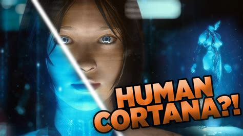 cortana what do you look like are you blonde halo 5 human cortana this guy is brilliant and i agree