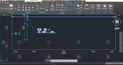 layout manager autocad 2015 rebar distribution dynamic block omar selim