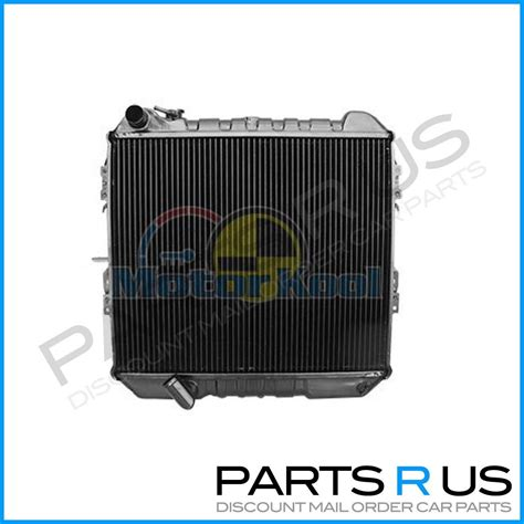toyota hilux radiator 2l 83 88 2 4l diesel 2wd 4wd with power steering 84 85 86 ebay