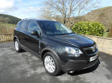 vauxhall antara 2 0 cdti exclusive 4x4 car for sale