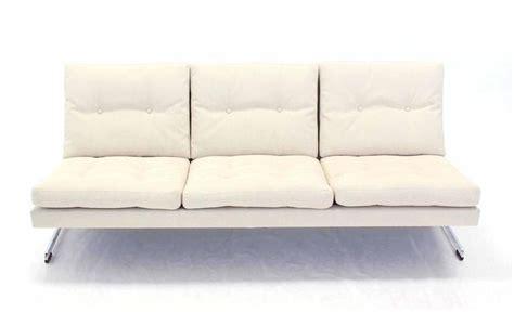 sofa frames for upholstery mid century modern chrome frame sofa new upholstery for