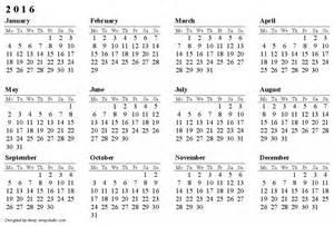 free pdf calendar template free printable calendars 2016 print blank calendars