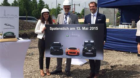 Auto Haas Augsburg by Neuer Jaguar Land Rover Betrieb In Augsburg Autohaus De