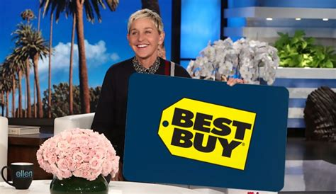 Win A Bestbuy Gift Card - ellentube contest win a 500 best buy gift card