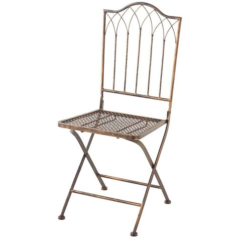 folding patio chairs home depot filament design sundry antique bronze metal folding patio