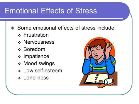 effects of mood swings chapter 9 managing stress in your life ppt video online