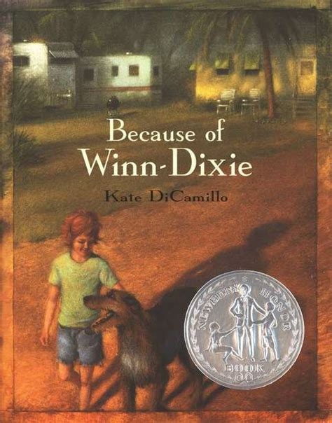 because of winn dixie pictures from the book buzzing with ms b books books books