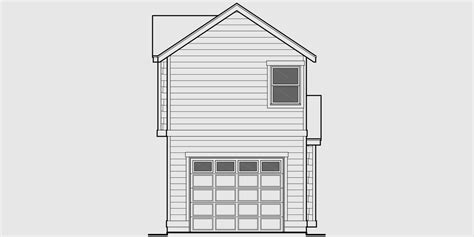 narrow lot house plans with rear garage narrow lot house plan small lot house plan 15 wide house