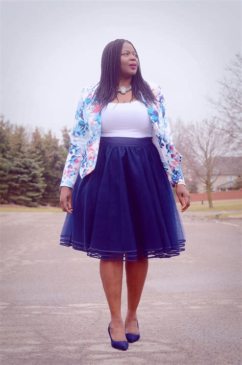 denim skirts for plus size 2014 2015 fashion
