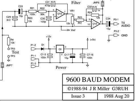 modem circuit diagram wiring diagram for modem wiring get free image about