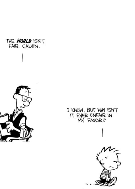 Calvin And Hobbes Quotes by Calvin And Hobbes Work Quotes Quotesgram