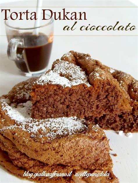 alimenti dietetici ricetta torta dukan al cacao poche calorie ricette