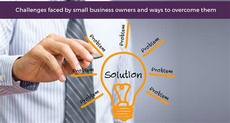 challenges that businesses challenges faced by small business owners ways to
