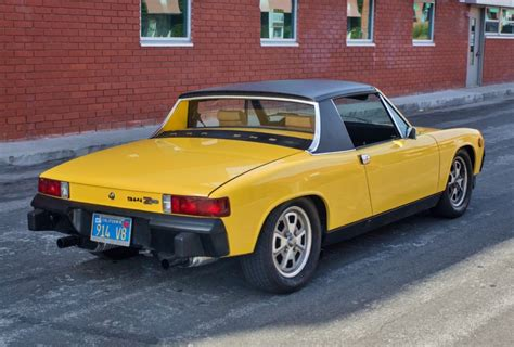porsche 914 v8 no reserve 1974 porsche 914 v8 302 for sale on bat