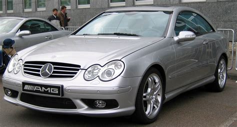 Mercedes Clk55 File Mercedes Clk55 W209 Jpg Wikimedia Commons