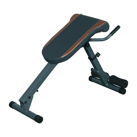 ab back bench roman chair abs extensions aosom ca