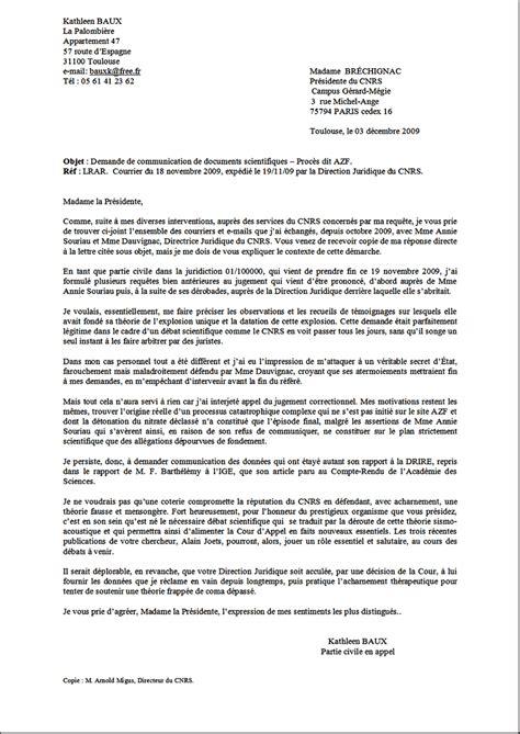 Modèles De Lettre Juridiques Azf Pour La Verite Sur Le 21 Septembre 2001 Association V921 Verite921 Actualite