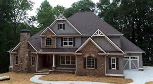 Traditional Craftsman Homes Craftsman Country Traditional House Plan 50263