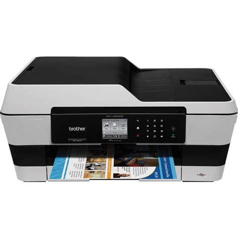 Printer Mfc mfc j6520dw wireless color all in one inkjet mfc