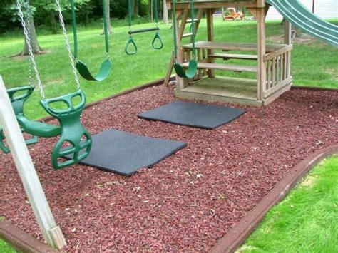 playground padding for backyard best 25 kids swing sets ideas on pinterest swing sets