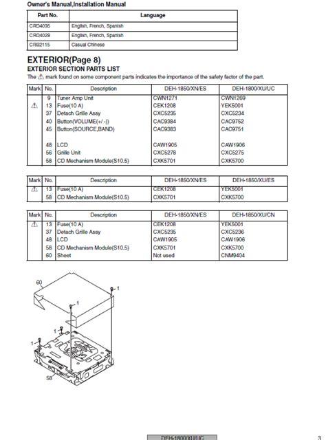 pioneer deh 1100mp wiring diagram wiring diagram deh 1100mp wiring get free image about wiring diagram