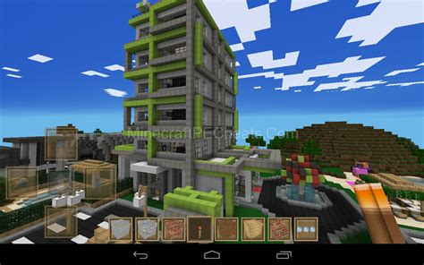 minecraft pocket edition house designs minecraft pocket edition modern house top minecraft pocket edition seeds building