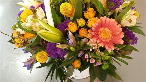 design a flower basket how to design a easter flower basket youtube
