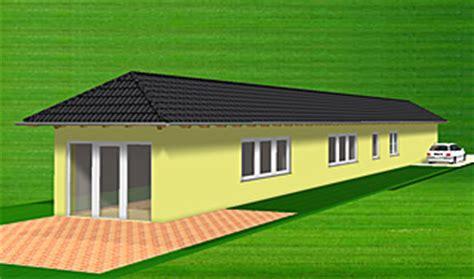 haus 6 meter breit neubau bungalow 373 variante 1 sehr schmaler grundriss bungalow
