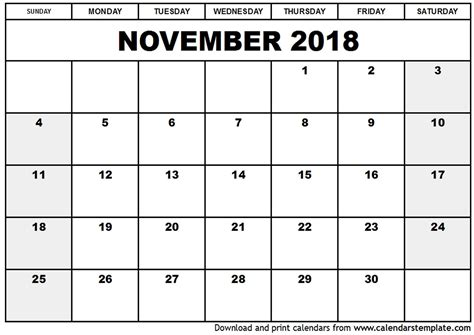 monthly calendars printable qualads