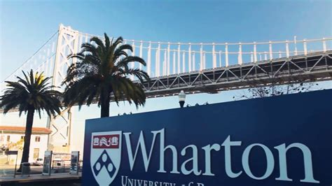 Wharton Executive Mba Sf Schedule by Wharton Celebrates 15 Years In San Francisco
