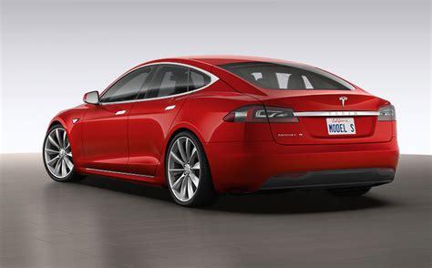 Tesla New Model 2016 2016 Tesla Model S Facelift Revealed With Updated Design