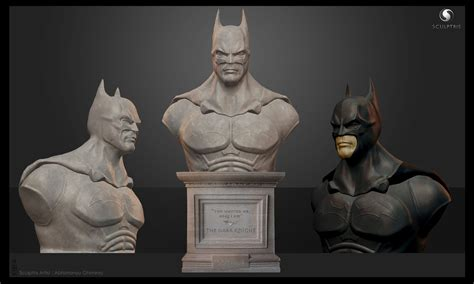 Easy 3d Home Design Free Abhimanyu Ghimiray The Dark Knight In Sculptris
