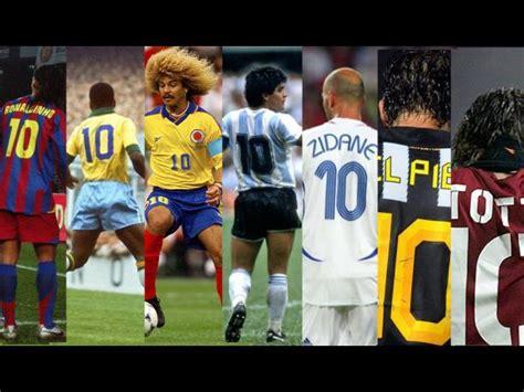imagenes increibles del futbol los mejores 10 de la historia del f 250 tbol mundial fotos