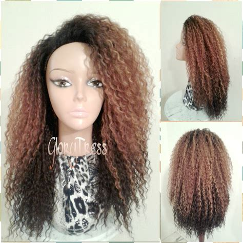 Curly Half Wig simple hairstyle for half wig hairstyles hair