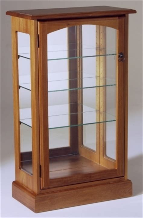 Display Cabinet Small Kauri Products Small Display Cabinets With Glass Doors