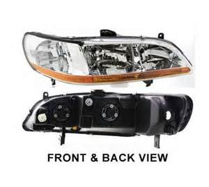 honda accord headlight assemblies at auto parts