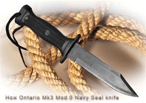 mk3 navy knife ontario mk3 mod 0 navy seal knife