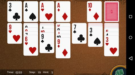 klondike solitaire apk klondike solitaire hd apk free card android appraw