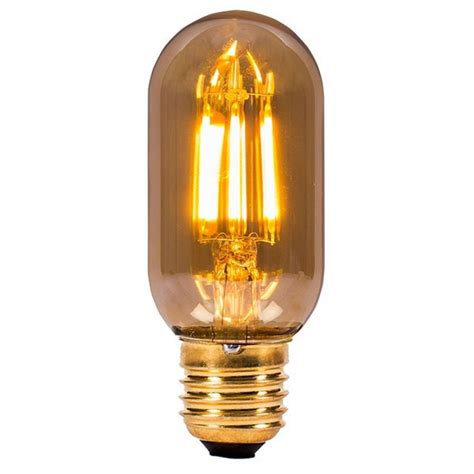 Es Led Light Bulbs Bell 01439 4 Watt Es E27mm Vintage Tubular Led Light Bulb