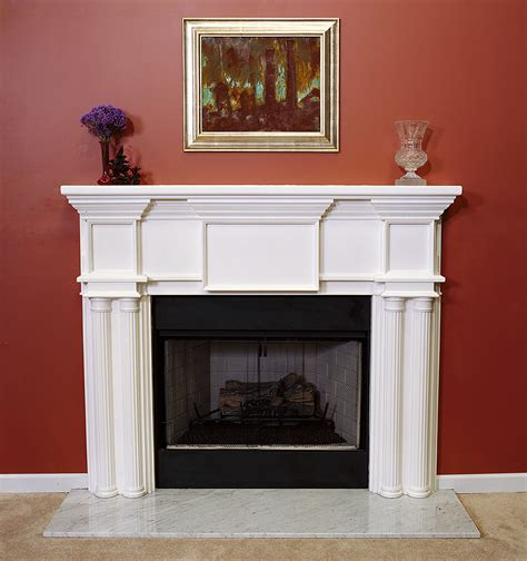 Plaster Fireplaces by A Plus Inc Plaster Fireplace Mantels