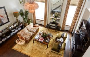 Livingroom Soho tour carole radziwill s newly renovated new york apartment