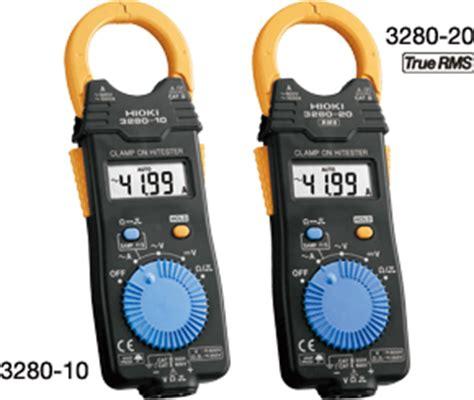 Cl On Leak Hi Tester Hioki 3283 Alat Ukur Kebocoran Murah hioki malaysia tools equipment distributor