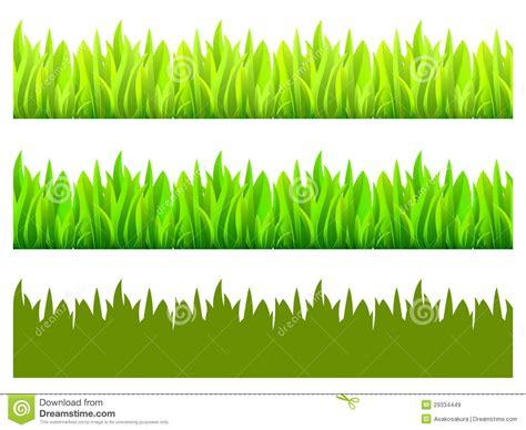 pattern grass vector reflected vector grass pattern stock vector illustration