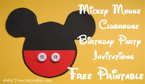20 best mickey mouse birthday party images on pinterest minnie