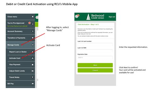 Gift Card Activation App - how do i activate my credit or debit card